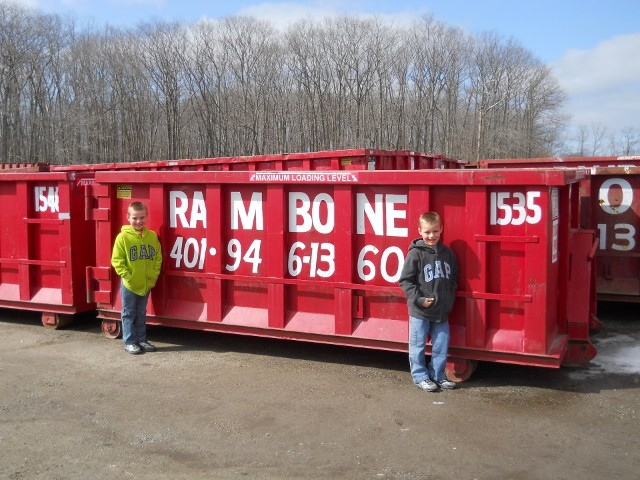 Affordable Compactor Rentals & Roll-off Containers